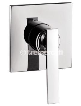 Dance Chrome Concealed Manual Shower Valve