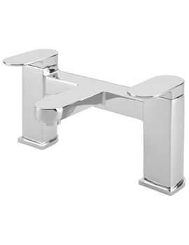Letto Pillar Bath Filler Tap