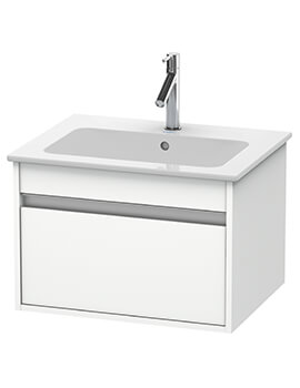 Ketho 1 Drawer Wall-mounted Vanity Unit For ME By Starck Basin