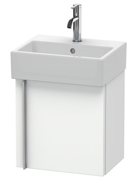 Vero Air 434 x 311mm Wall Mounted 1 Door Vanity Unit