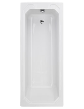 Hudson Reed Ascott Eternalite Single Ended Bath