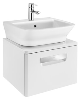 The Gap 1 Drawer Base Unit 450mm Wide With Countertop Basin