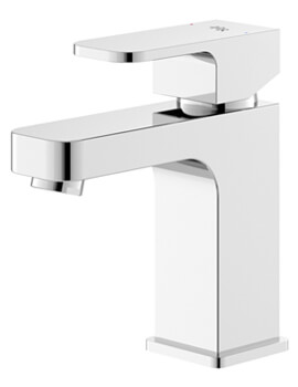 Astra Single Lever Chrome Basin Mixer Tap