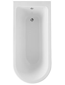 1500mm Freestanding Shower Bath
