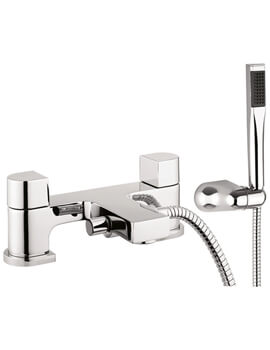 Planet Bath Shower Mixer Tap With Kit