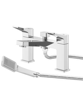 Soar Deck Mounted Bath Shower Mixer Tap
