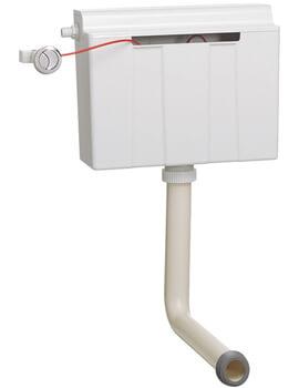 Crosswater Slimline Concealed WC Cistern
