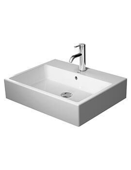 Vero Air 600 x 470mm Above Counter Ground Basin