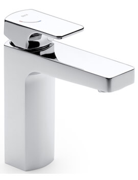 L90 Smooth Body Basin Mixer Tap