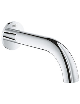 Atrio Wall Mounted 171mm Bath Spout