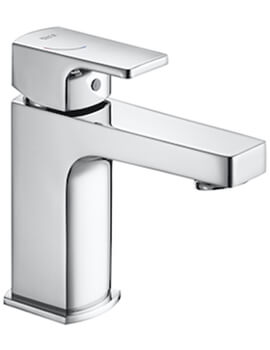 L90 Compact Smooth Body Basin Mixer Tap