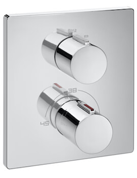 T-2000 Built-In Thermostatic Bath Shower Mixer Valve