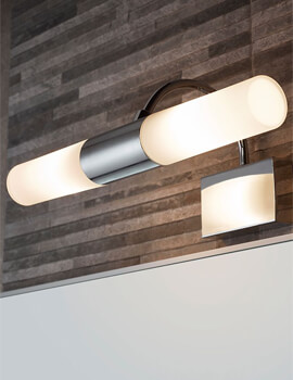 Sensio Phoenix Double LED Tube Wall Light