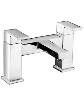 Savvi Deck Mounted Bath Filler Tap