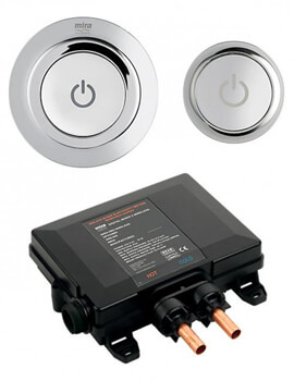 Mode Digital Shower Valve And Controller