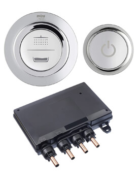 Mode Dual Bath And Shower Digital Valve