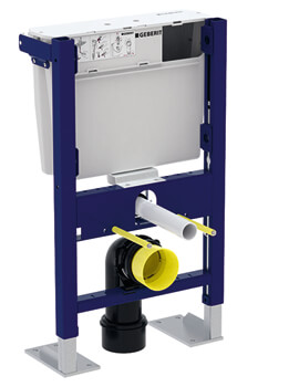 Duofix Wall Hung WC Frame 790mm With Low Height Furniture Cistern