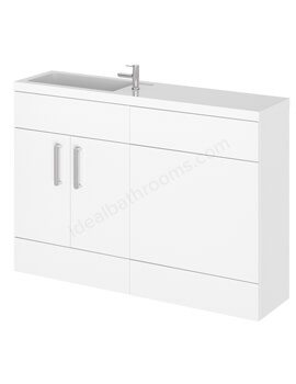 Neveda I Floor Standing Washbasin Unit And Basin