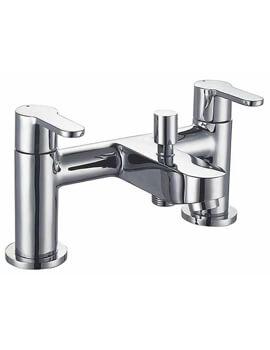 Niagara Camden Deck Mounted Chrome Bath Shower Mixer Tap