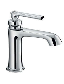 Liberty Basin Mixer Tap With Clicker Waste