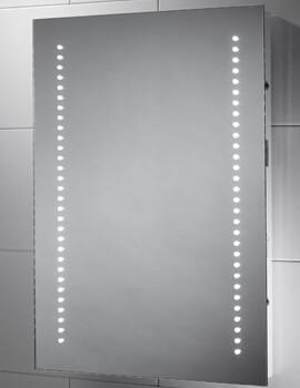 Sensio Kai 500 x 600mm Slimline LED Mirror