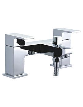 Niagara Edgeware Bath Shower Mixer Tap
