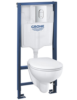 Grohe Solido 5 in 1 Complete WC Pack