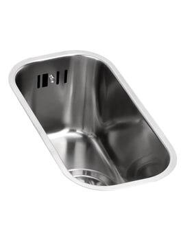 Matrix R50 Half Bowl Stainless Steel Kitchen Sink