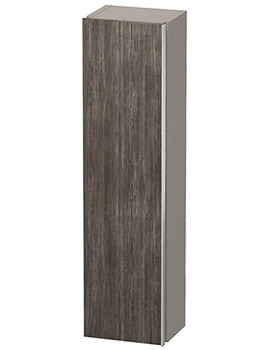 Darling New 400 x 1540mm Left Hand Tall Cabinet Terra
