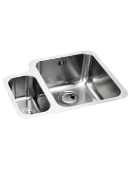 Matrix R50 1.5 Bowl Stainless Steel Kitchen Sink