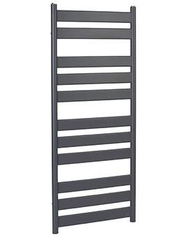 Serena 500mm Wide Flat Panel Towel Rail