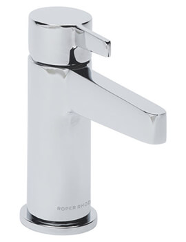 Aim Basin Mixer Tap With Click Waste