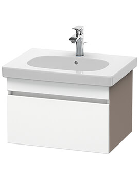 DuraStyle 600mm Vanity Unit With 650mm Basin