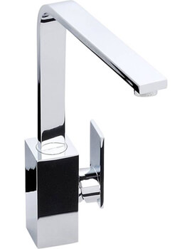 New Media Single Lever Kitchen Mixer Tap