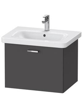 XBase 1 Drawer Vanity Unit For DuraStyle Basin