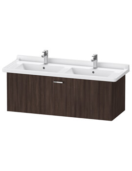 XBase 1200mm Vanity Unit With 1 Pull Out Compartment For Starck 3 Basin