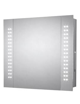 Sensio Finlay 650 x 600mm LED Cabinet Mirror