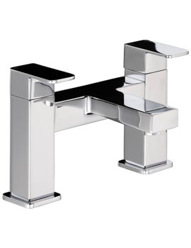 Abode Fervour Deck Mounted Bath Filler Tap