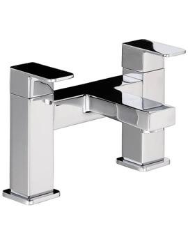 Fervour Deck Mounted Bath Filler Tap