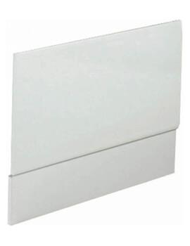 Luxury Bath End Panel High Gloss White