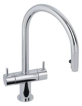 Hesta Pull Out Kitchen Mixer Tap