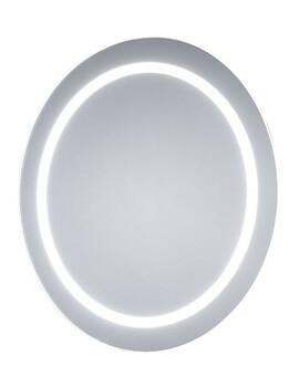 Sensio Aria 500mm Round Diffused LED Mirror