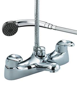 Bristan Java Bath Shower Mixer Tap - J BSM C - Image