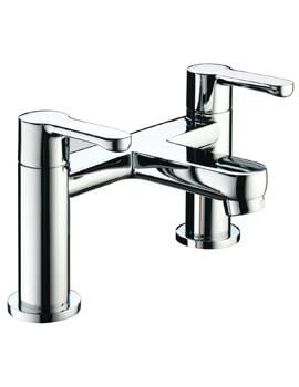 Bristan Nero Bath Filler Tap - Image