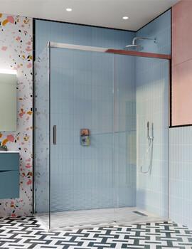 Crosswater Design 8 Soft Close Slider Door