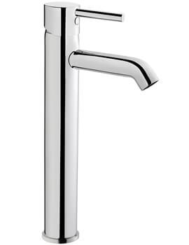 VitrA Minimax S Tall Basin Mixer Tap Chrome - Image