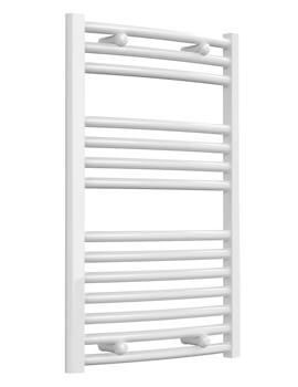 Reina Diva 600mm Wide Flat Towel Rail - Image