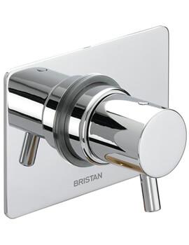 Bristan Prism Two Outlet Shower Diverter - Image