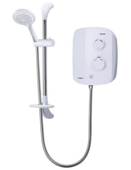 Triton Silent Running Authentic Thermostatic Power Shower