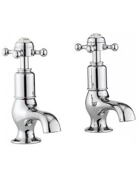 Crosswater Belgravia Pair Of Cloakroom Basin Taps